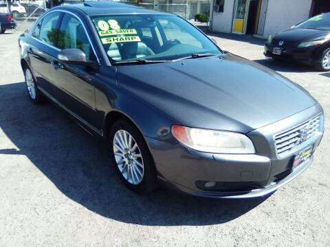 2008 Volvo S80 for sale at Larry's Auto Sales Inc. in Fresno CA