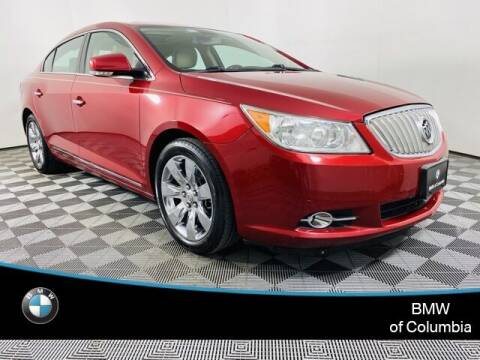 2012 Buick LaCrosse for sale at Preowned of Columbia in Columbia MO