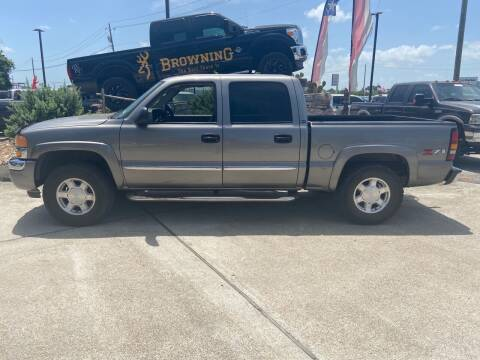 2006 GMC Sierra 1500 for sale at Texas Truck Sales in Dickinson TX