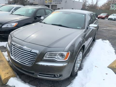 2012 Chrysler 300 for sale at Simon's Auto Sales in Detroit MI