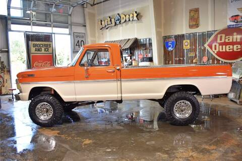 1969 Ford F-250 for sale at Cool Classic Rides in Redmond OR