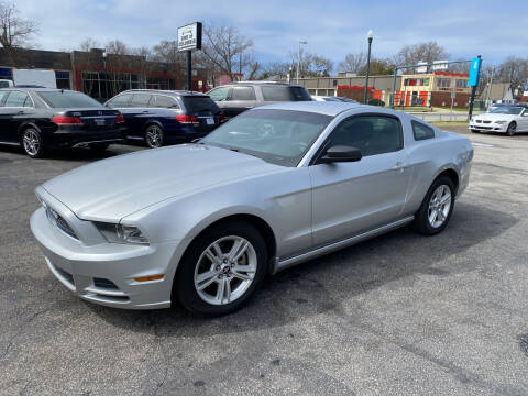 2014 Ford Mustang for sale at BWK of Columbia in Columbia SC