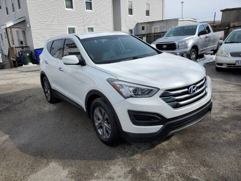 2015 Hyundai Santa Fe Sport for sale at Fortier's Auto Sales & Svc in Fall River MA