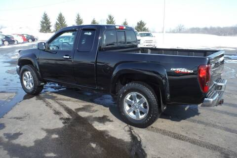 2010 GMC Canyon for sale at Bryan Auto Depot in Bryan OH