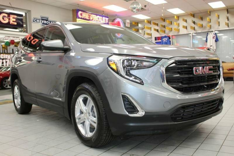 2019 GMC Terrain for sale at Windy City Motors in Chicago IL
