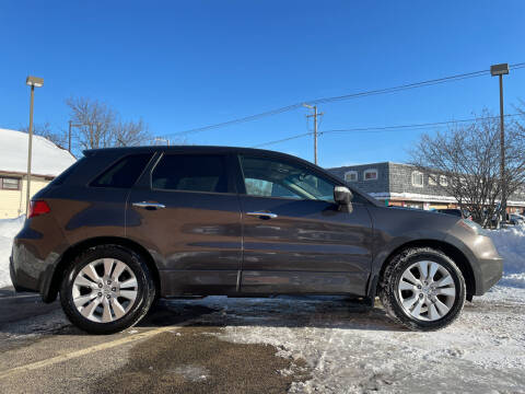 2010 Acura RDX for sale at Magana Auto Sales Inc in Aurora IL