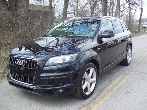 2012 Audi Q7 for sale at Edgewater of Mundelein Inc in Wauconda IL