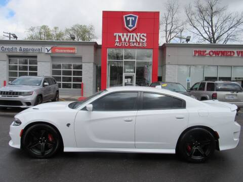 2018 Dodge Charger for sale at Twins Auto Sales Inc in Detroit MI