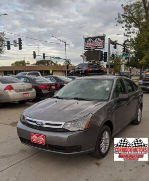 2009 Ford Focus for sale at Corridor Motors in Cedar Rapids IA
