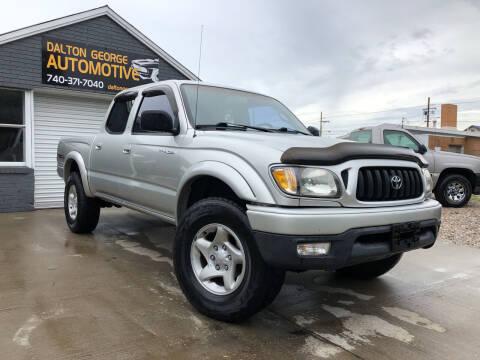 2003 Toyota Tacoma for sale at Dalton George Automotive in Marietta OH