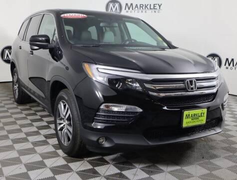 2018 Honda Pilot for sale at Markley Motors in Fort Collins CO