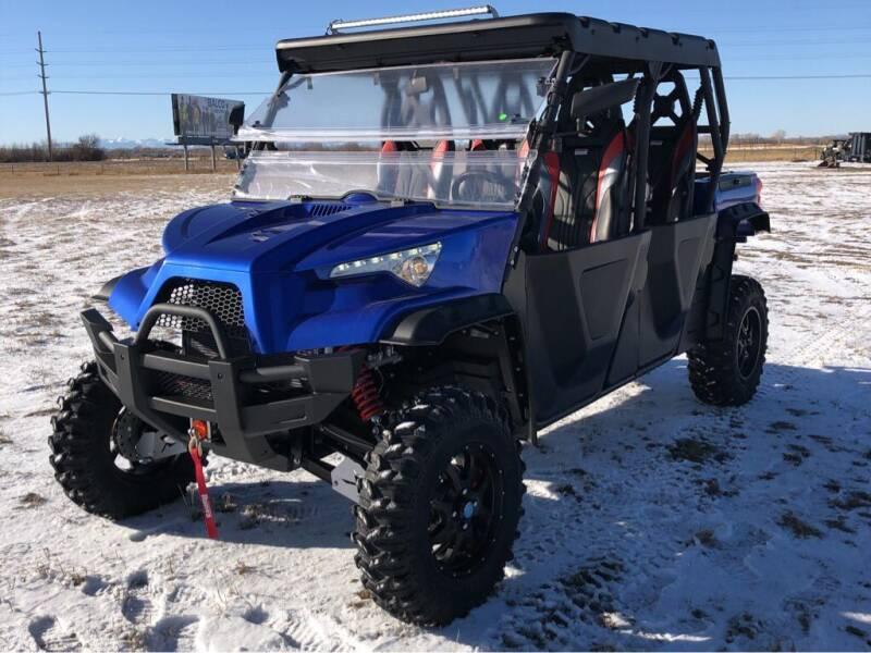 2021 Odes DOMINATOR X4 LT for sale at Snyder Motors Inc in Bozeman MT
