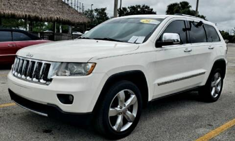 2011 Jeep Grand Cherokee for sale at Dad's Auto Sales in Newport News VA
