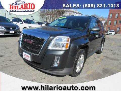 2014 GMC Terrain for sale at Hilario's Auto Sales in Worcester MA