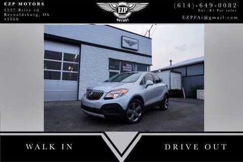 2014 Buick Encore for sale at EZP Motors in Reynoldsburg OH