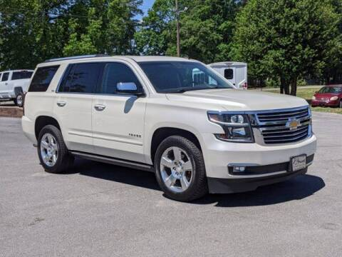 2015 Chevrolet Tahoe for sale at Best Used Cars Inc in Mount Olive NC