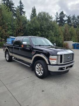 2009 Ford F-350 Super Duty for sale at RICKIES AUTO, LLC. in Portland OR