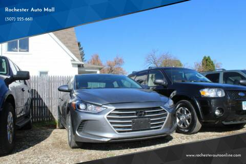 2017 Hyundai Elantra for sale at Rochester Auto Mall in Rochester MN