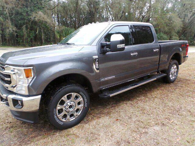 2021 Ford F-250 Super Duty for sale at TIMBERLAND FORD in Perry FL