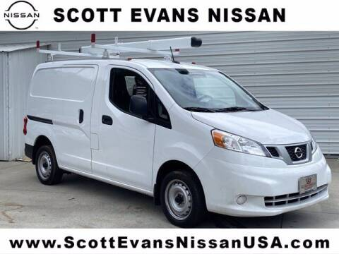 2020 Nissan NV200 for sale at Scott Evans Nissan in Carrollton GA