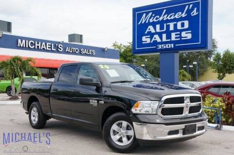 2020 RAM Ram Pickup 1500 Classic for sale at Michael's Auto Sales Corp in Hollywood FL