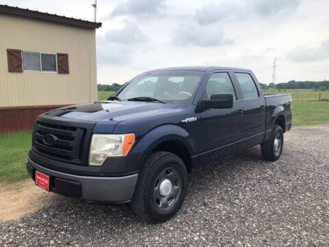 2009 Ford F-150 for sale at COUNTRY AUTO SALES in Hempstead TX