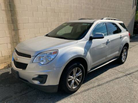 2014 Chevrolet Equinox for sale at Bill's Auto Sales in Peabody MA