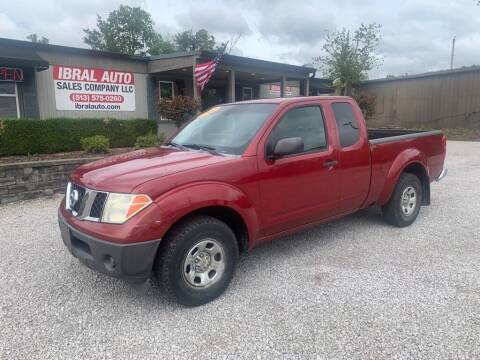 2007 Nissan Frontier for sale at Ibral Auto in Milford OH