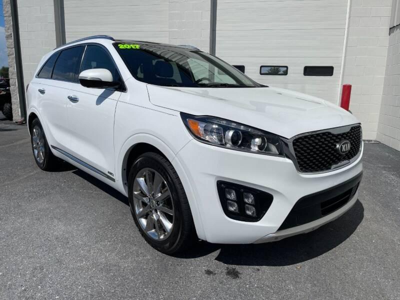 2017 Kia Sorento for sale at Zimmerman's Automotive in Mechanicsburg PA