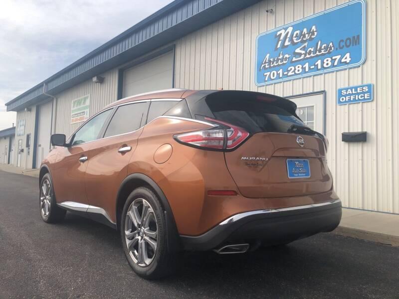 2016 Nissan Murano AWD Platinum 4dr SUV - West Fargo ND