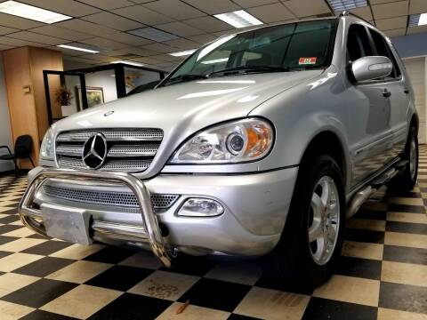 2003 Mercedes-Benz M-Class for sale at Rolfs Auto Sales in Summit NJ