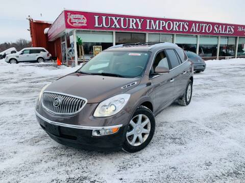 2009 Buick Enclave for sale at LUXURY IMPORTS AUTO SALES INC in North Branch MN