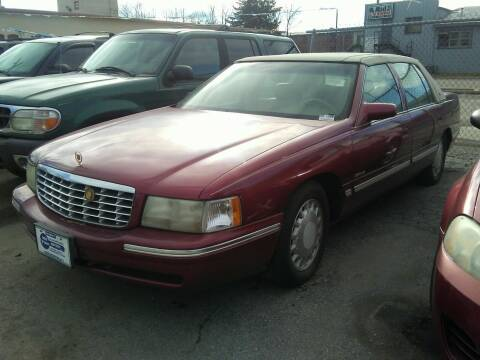 1999 Cadillac DeVille for sale at New Start Motors LLC - Crawfordsville in Crawfordsville IN