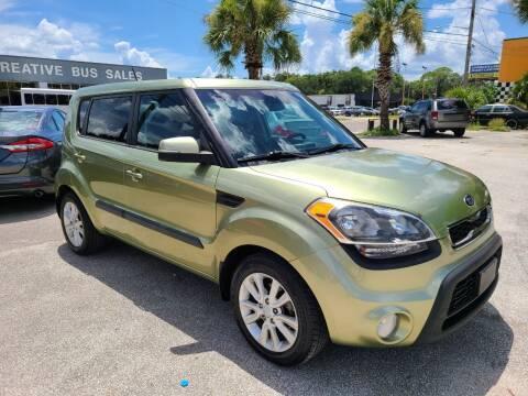 2013 Kia Soul for sale at Trust Motors in Jacksonville FL