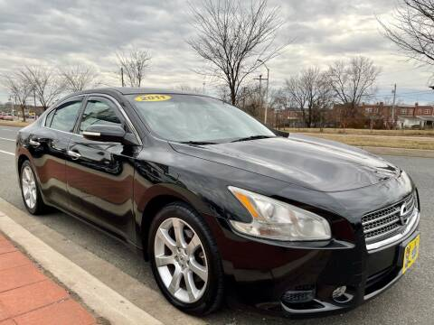 2011 Nissan Maxima for sale at Bmore Motors in Baltimore MD