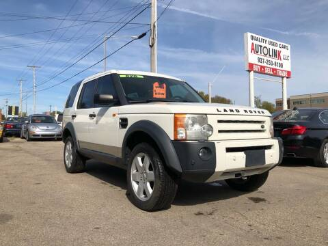 2006 Land Rover LR3 for sale at AutoLink LLC in Dayton OH
