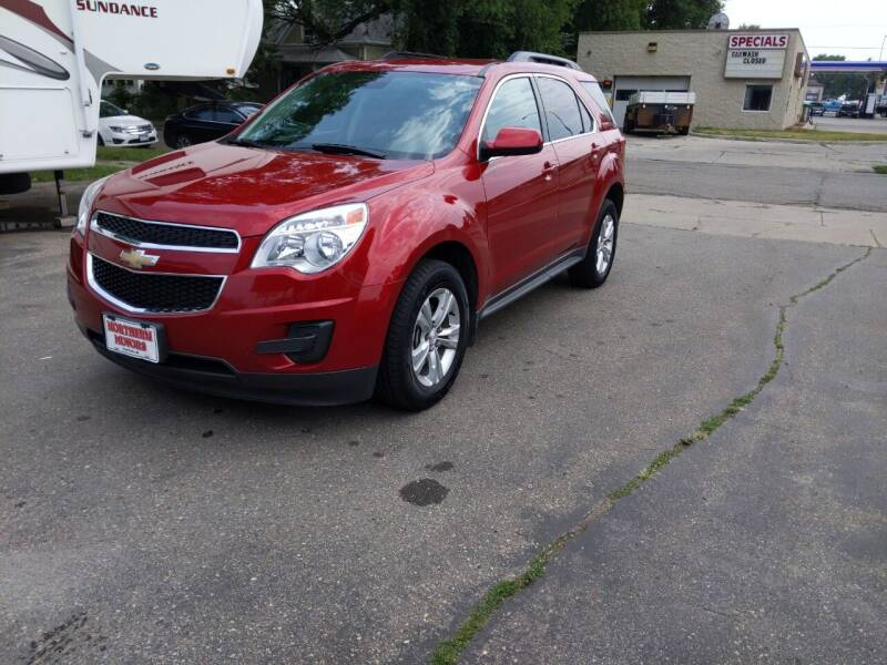 2013 Chevrolet Equinox for sale at NORTHERN MOTORS INC in Grand Forks ND