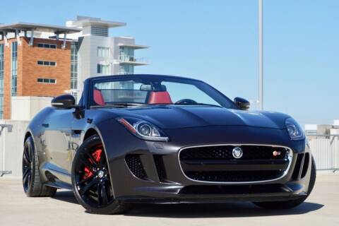 2014 Jaguar F-TYPE for sale at JD MOTORS in Austin TX