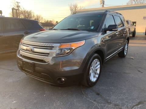 2015 Ford Explorer for sale at Superior Automotive Group in Owensboro KY