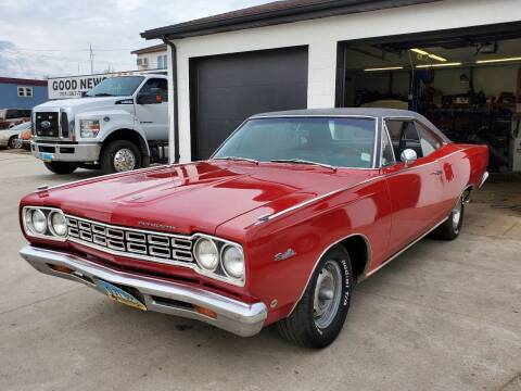 1968 Plymouth Satellite for sale at GOOD NEWS AUTO SALES in Fargo ND