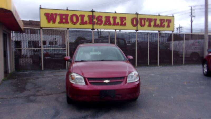 2008 Chevrolet Cobalt for sale at LONG BROTHERS CAR COMPANY in Cleveland OH