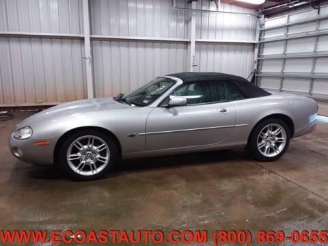 2002 Jaguar XK-Series for sale at East Coast Auto Source Inc. in Bedford VA