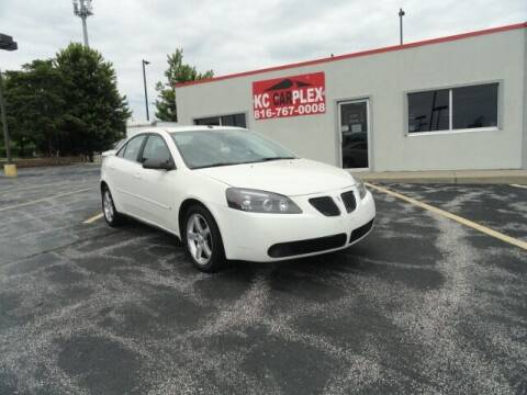 2008 Pontiac G6 for sale at KC Carplex in Grandview MO