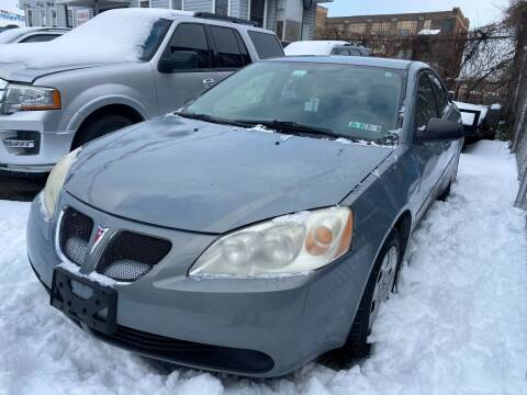 2007 Pontiac G6 for sale at The PA Kar Store Inc in Philladelphia PA