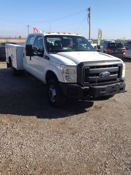 2013 Ford F-350 Super Duty for sale at Drive in Leachville AR