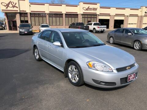 2011 Chevrolet Impala for sale at ASSOCIATED SALES & LEASING in Marshfield WI