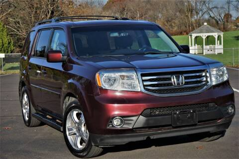 2013 Honda Pilot for sale at Speedy Automotive in Philadelphia PA