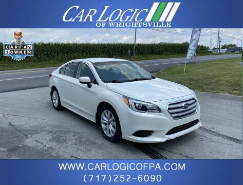 2015 Subaru Legacy for sale at Car Logic in Wrightsville PA