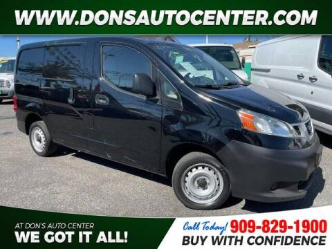 2013 Nissan NV200 for sale at Dons Auto Center in Fontana CA