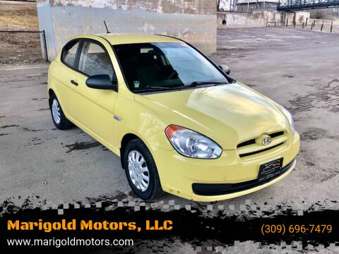 2009 Hyundai Accent for sale at Marigold Motors, LLC in Pekin IL